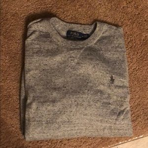 Great men's polo sweater